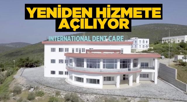 Uluslararası Sağlık Hizmeti Vermesi Planlanan Diş Merkezi Hizmete Başlıyor