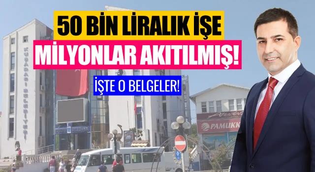 CHP'li Belediyede Yolsuzlukla Dolu İhalelerde Torpil Çıktı!