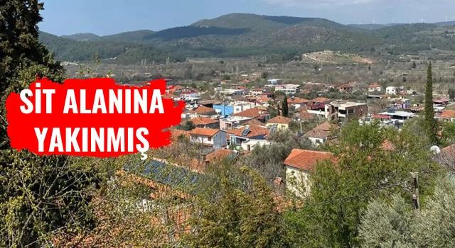Kuşadası'nda Tarım Topraklarına Jeotermal Sondaj!