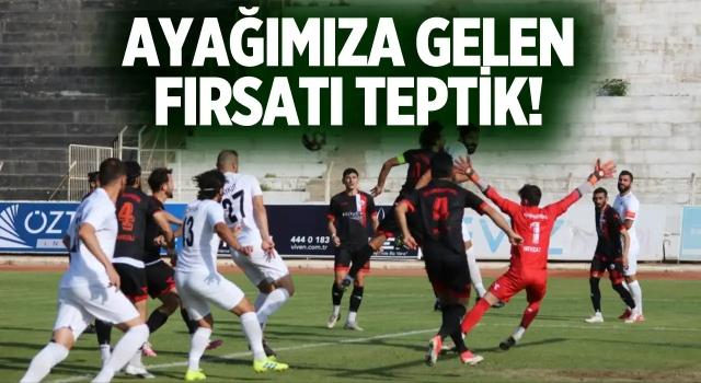 Kuşadasıspor 2 Maçta 6 Puan Kaybetti!