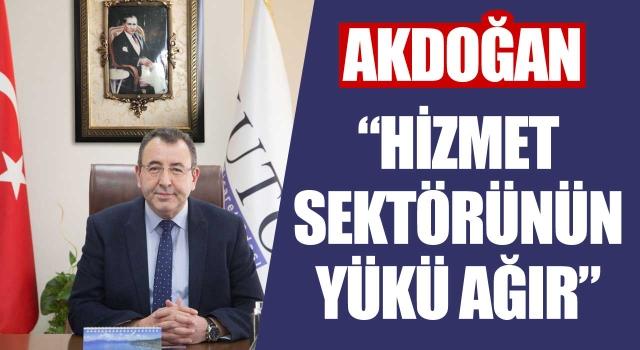 Kuşadası Ticaret Odası Başkanı Akdoğan'dan Açıklama