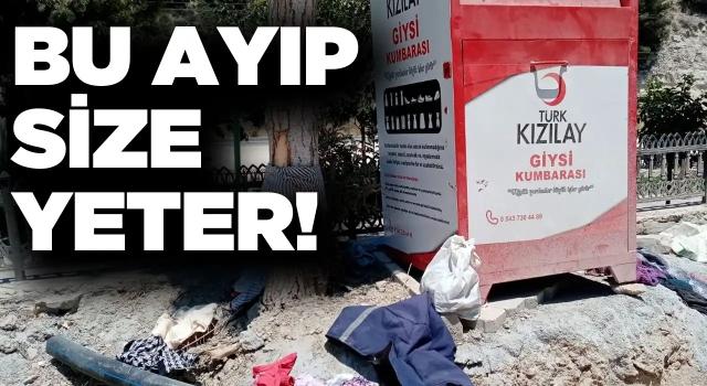 Vatandaş Topladı Chp'li Belediye Yola Döktü!