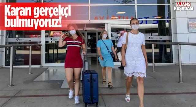 İngiltere Türkiye İçin 'Kırmızı' Dedi!