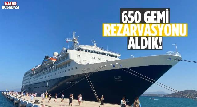 Kruvaziyer Turizminde 2022'de Rekor Kırılacak!