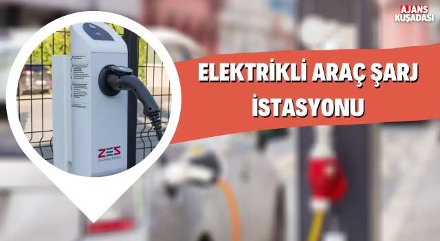 Zorlu Enerji'den Kuşadası'na Elektrikli Şarj İstasyonu