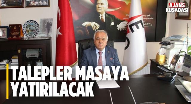 Kuşadası Türkiye Elektrik, Elektronik ve Benzerleri Federasyonuna Ev Sahipliği Yapacak
