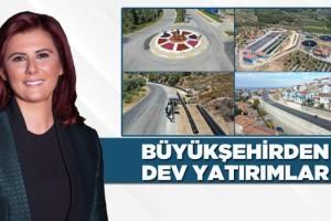 """Aydın Büyükşehir'den """"Kuşadası'na"""" Dev Yatırımlar"""