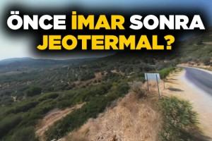 Kirazlı Köy Sınırında Yeni Jeotermal Girişimi!