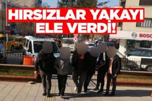 Kuşadası'nda Hırsızlık Zanlısı 2 Kişi Tutuklandı