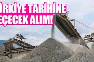 CHP'li Kuşadası Belediyesi'nden Tek Kalemde 750 Bin Tonluk Mıcır Alımı Türkiye Tarihine Geçecek!