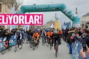 Cumhurbaşkanlığı Bisiklet Turu Başladı, Kuşadası'nda Son Bulacak!