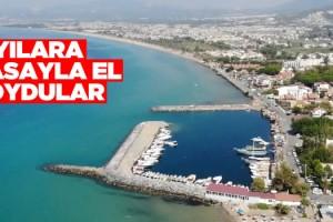 Kıyılara Yasayla El Koydular!