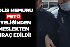 Kuşadası'nda FETÖ Operasyonu! 1 Polis İhraç Edildi!
