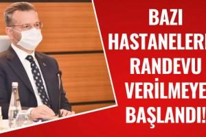 Aydın Valisi Aksoy'dan Aşı Açıklaması