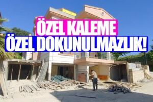 CHP'li Belediyeden, Özel Kaleme Özel Dokunulmazlık!