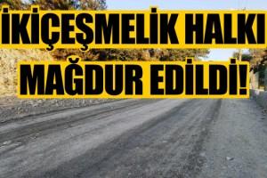 Kılıçdaroğlu'na Şov Yapmak İçin İkiçeşmelik Mağdur Ediliyor!