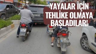 Motosikletler, Vatandaşlar İçin Kabusa Döndü!