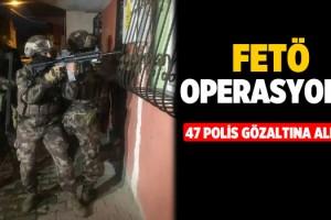 Aydın'da FETÖ Operasyonu!