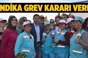 Belediye İş Sendikası Kuşadası'nda 'Grev Kararı' Aldı!