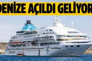 Celestyal Cruises İle Düşlere Yolculuk Başladı