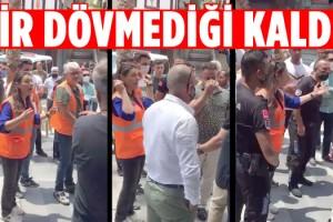 CHP'li Kuşadası Belediyesi Ekipleri Esnaf'a Kan Kusturdu!
