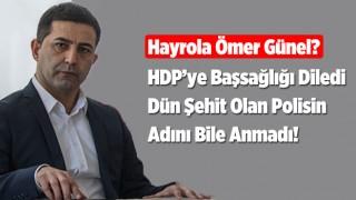 CHP'li Ömer Günel'den Skandal Hareket!