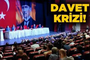 Kılıçdaroğlu'nun Aydın Programında Davet Krizi!