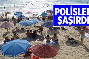 Kuşadası Plajları 1 Temmuzu Beklemedi!
