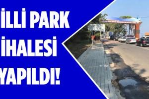 Milli Park Restoran ve Büfelerinin İşletme İhalesinde 7 Firma Yarıştı