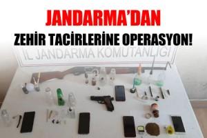Zehir Tacirlerine Operasyon: 11 Gözaltı