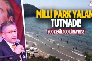 CHP'li Gürbilek'e Tokat Gibi Yanıt!