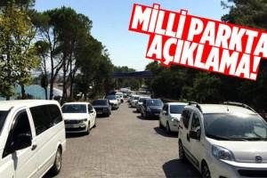 Güzelçamlı Milli Park Tatilcilerle Dolup Taştı!