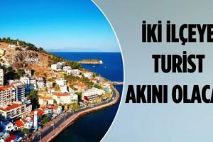 Kuşadası ve Didim'e 1 Milyon Turist Gelecek!