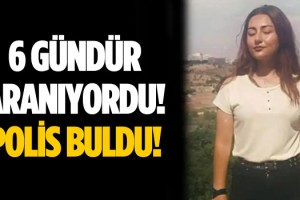 Kuşadası'nda Kaybolan Genç Kız Bulundu!