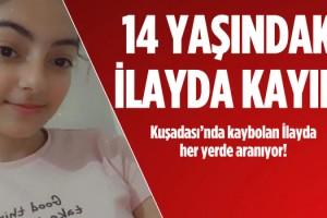 Kuşadası'nda Kaybolan Genç Kızdan Haber Alınamıyor!