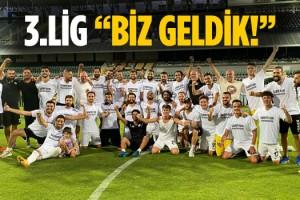 Kuşadasıspor 3. Lige Yükseldi!