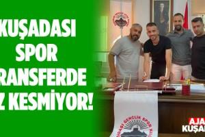 Kuşadasıspor Transferde Atağa Geçti!