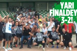 Kuşadasıspor Yarı Finale Yükseldi!