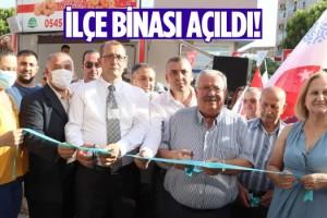 Memleket Partisi Kuşadası İlçe Başkanlığı Açıldı