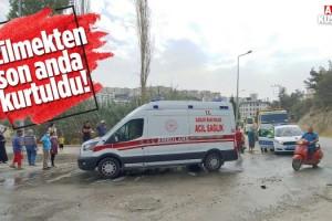 Kuşadası'nda Motosiklet Kazası: 1 Yaralı