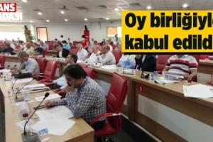 Aydın Bşb'den Kuşadası'na Ek Bütçe Kabul Edildi