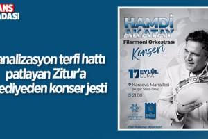 CHP'li Belediyelerden Kanalizasyon Patlayan O Mahalleye Konser Jesti