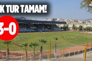 Kuşadasıspor Türkiye Kupasında Bir Üst Tura Yükseldi!