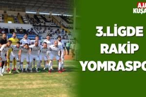 Kuşadasıspor'un Rakibi Yomraspor