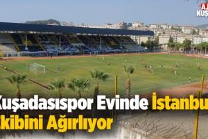 Kuşadasıspor Beyoğlu Yeni Çarşı Spor Karşısında
