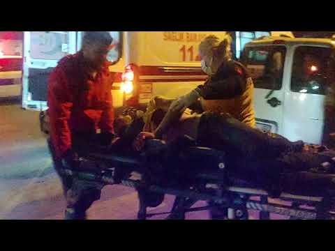 Kuşadası'nda Yine Kan Aktı: 2 Yaralı