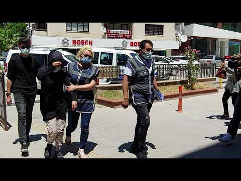 Thodexin Sahibi Faruk Fatih Özer'in Yengesi Kuşadası'nda Gözaltına Alındı.